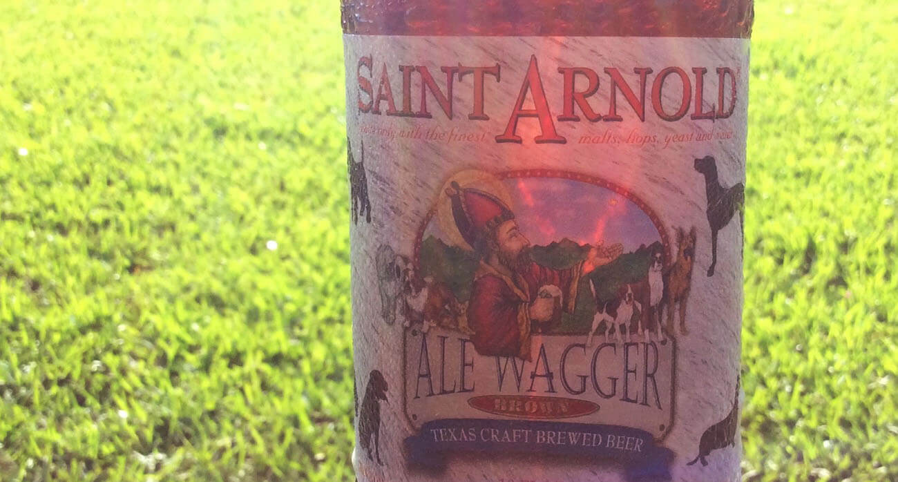 Beer-Chronicle-Houston-Craft-Beer-Review-Featured-ale-wagger-saint-arnold-brew