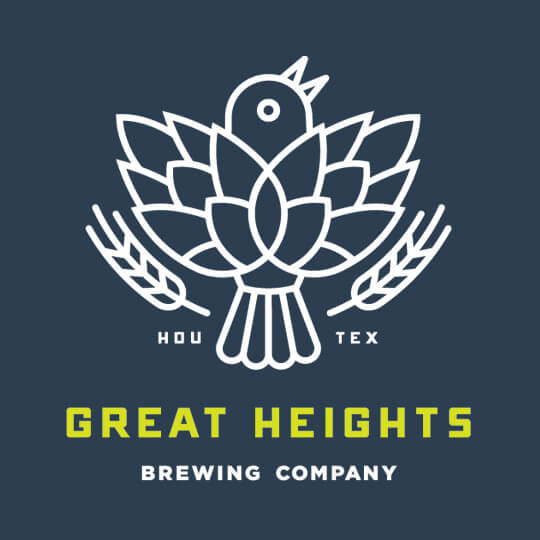 Beer-Chronicle-Houston-Craft-Beer-Review-Brewery-Great-Heights-Brewing-Company-logo-bird-logo-with-wings-made-of-hops
