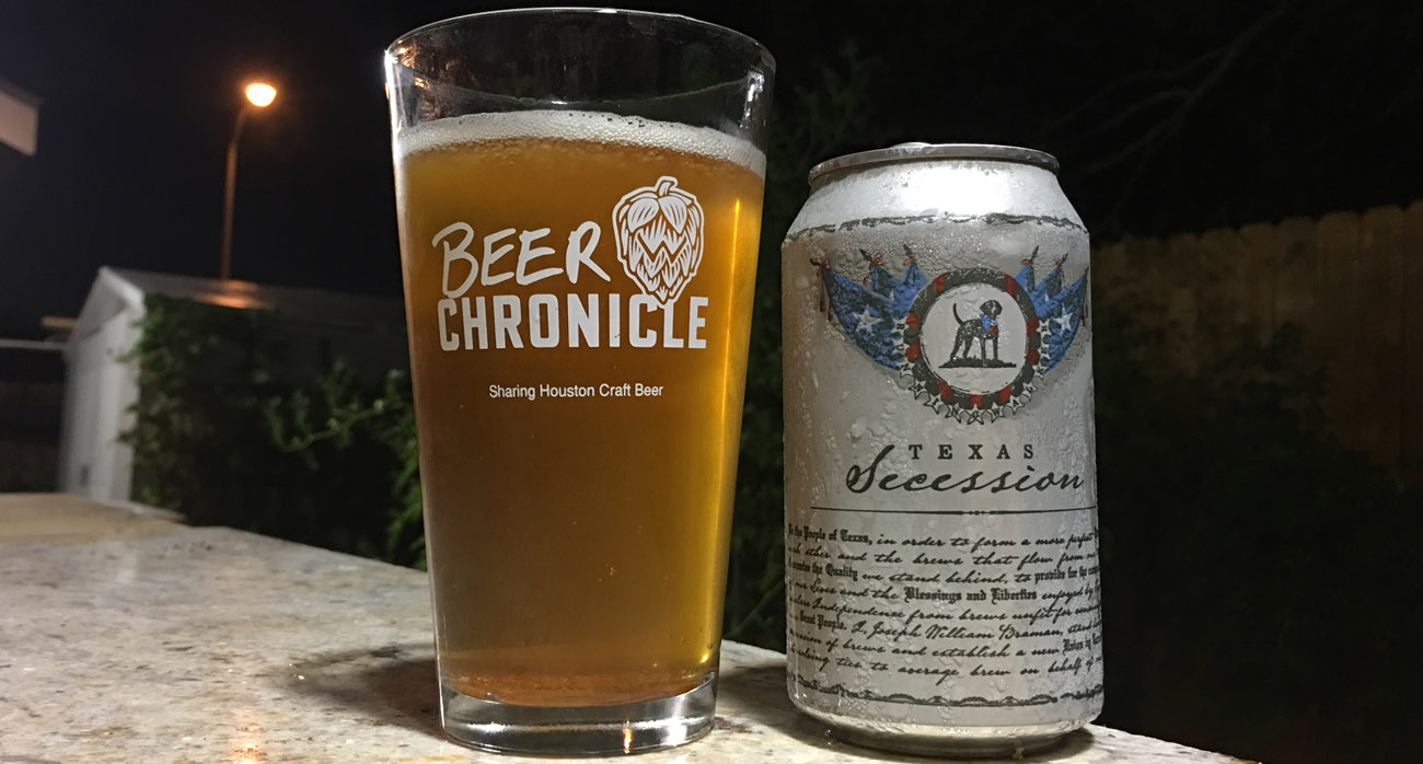 Beer-Chronicle-Houston-Beer-running-walker-texas-secession-can