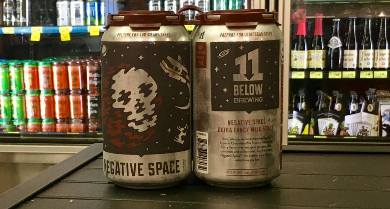 beer-chronicle-houston-craft-beer-review-11-below-negative-space-four-pack-cans