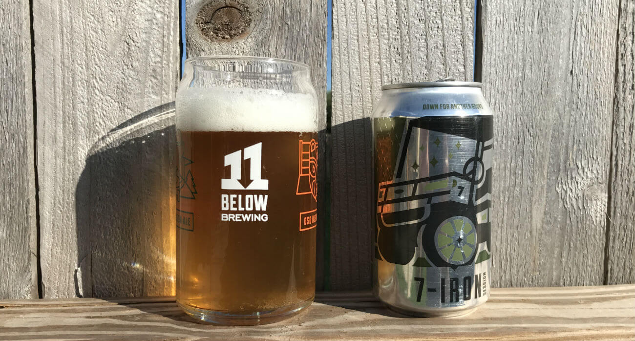 Beer-Chronicle-Houston-Craft-Beer-Review-11-Below-7-iron-in-Glass
