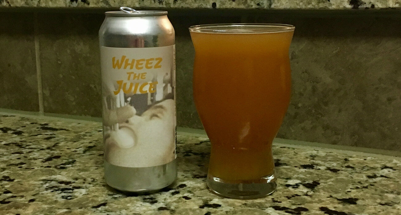 Beer-Chronicle-Houston-Craft-Beer-Review-B-52s-Wheez-The-Juice-Full-Glass-Next-To-Can