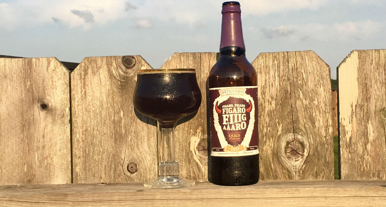 Beer-Chronicle-Houston-Craft-Beer-Review-Buffalo-Bayou-Figaro-Bottle-Next-To-Glass
