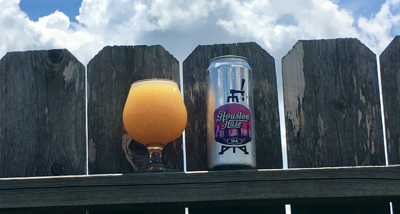 Beer-Chronicle-Houston-Craft-Beer-Review-Spindletap-Houston-Haze-Batch-4-Can-Next-To-Full-Snifter