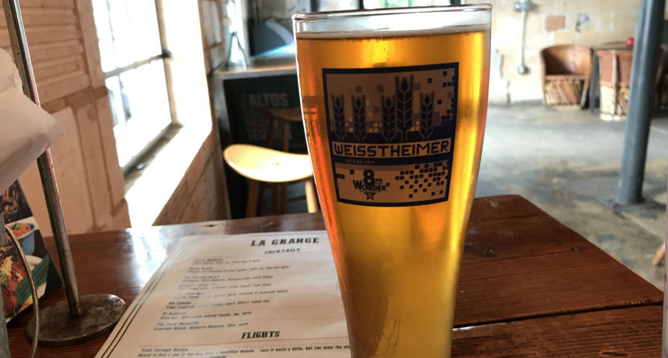 Beer-Chronicle-Houston-Craft-Beer-Review-Wesstheimer-Beer-In-Pint-Glass