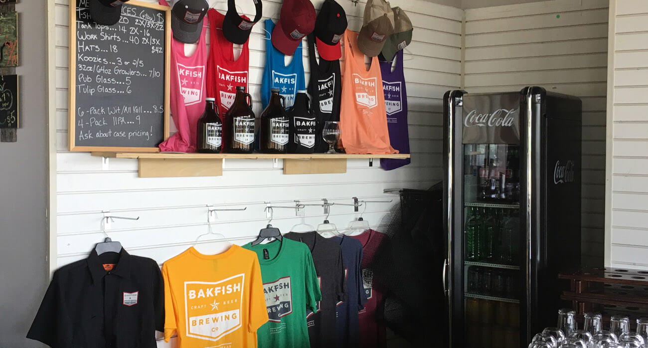 Beer-Chronicle-Houston-Craft-Beer-bakfish-brewing-merch
