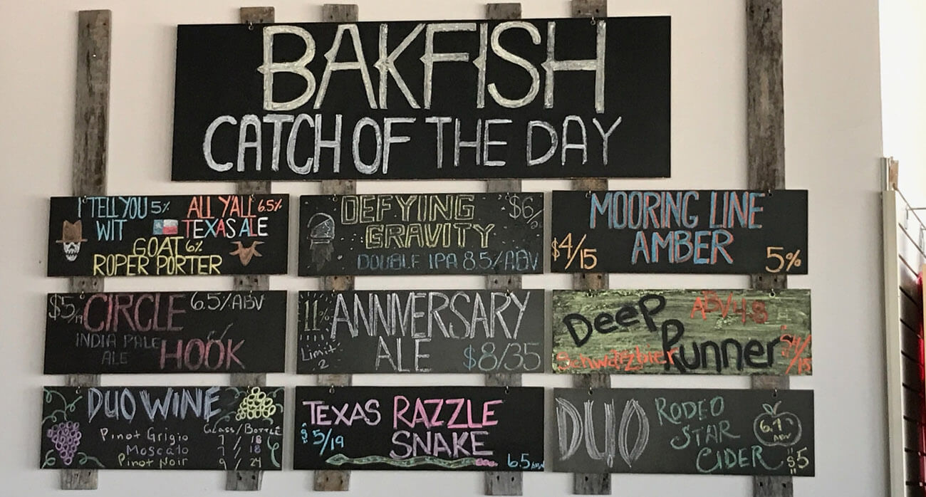 Beer-Chronicle-Houston-Craft-Beer-bakfish-brewing-tap-list