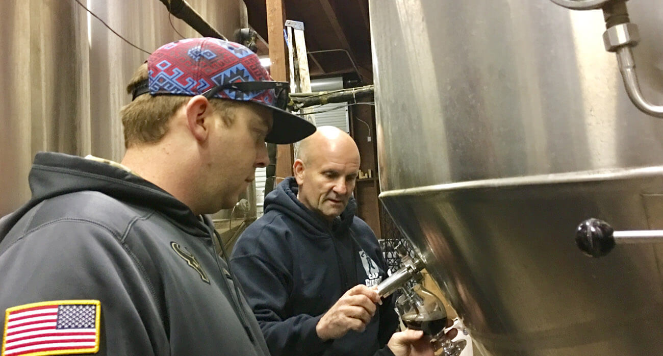 Beer-Chronicle-Houston-Craft-Beer-cyclers-brewing-tours-Derailler