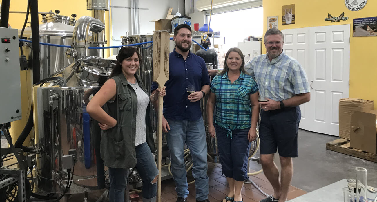 Beer-Chronicle-Houston-beer-southern-yankee-beer-company-opening-family