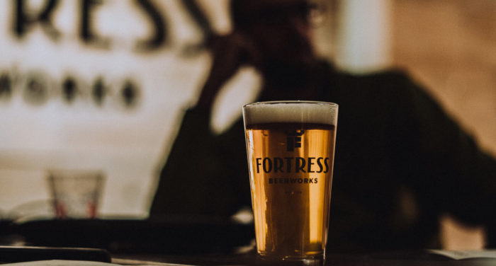 Beer-Chronicle-Houston-brewery-in-spring-tx-fortress-beerworks-glass
