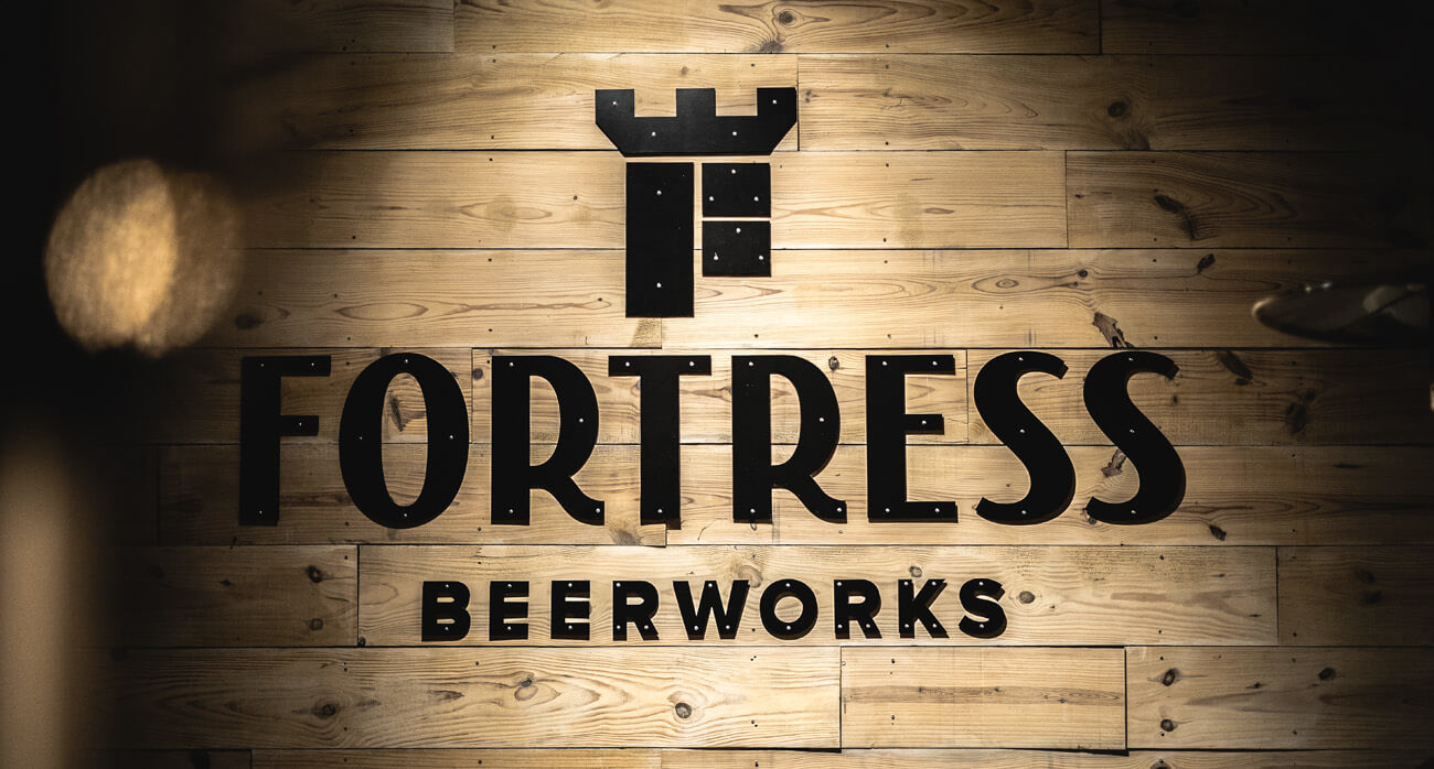 Beer-Chronicle-Houston-brewery-in-spring-tx-fortress-beerworks-logo