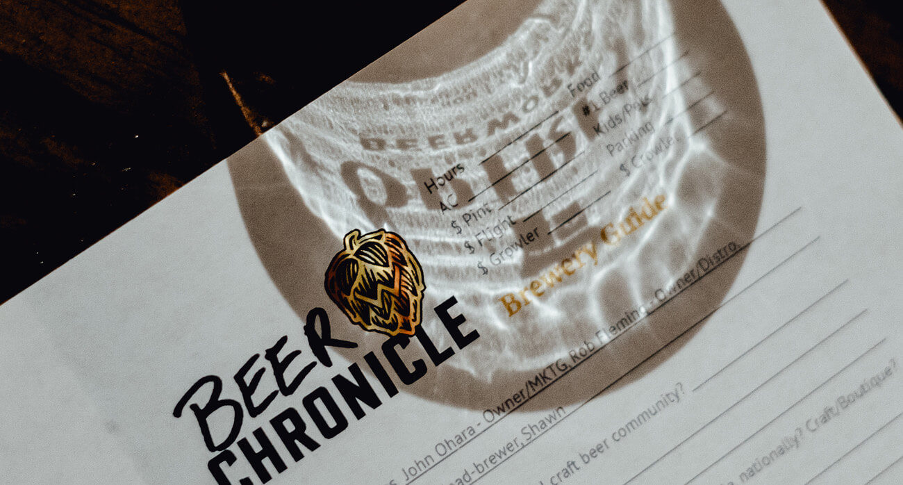 Beer-Chronicle-Houston-brewery-in-spring-tx-fortress-beerworks-paper