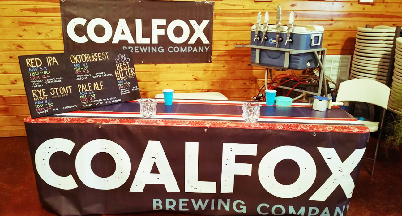 Beer-Chronicle-Houston-coalfox-brewery-in-chappell-hill-booth