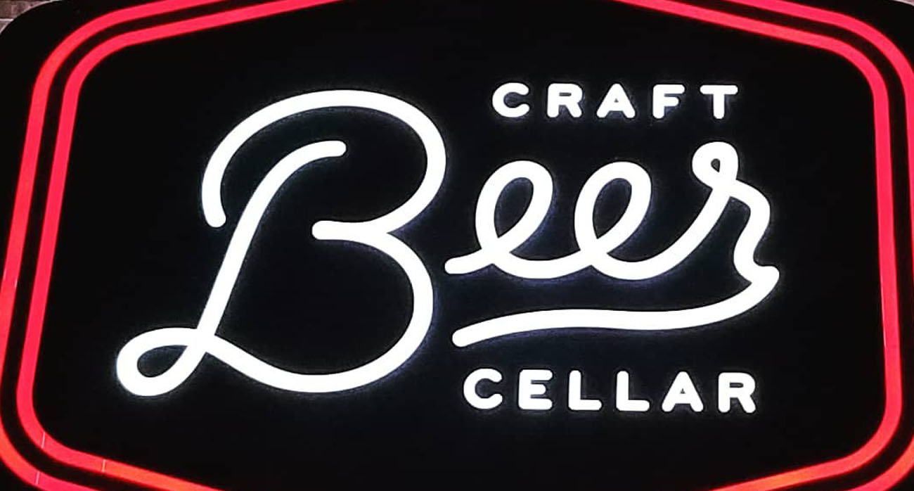 Beer-Chronicle-Houston-craft-beer-cellar-cypress-sign-craft-beer-in-cypress