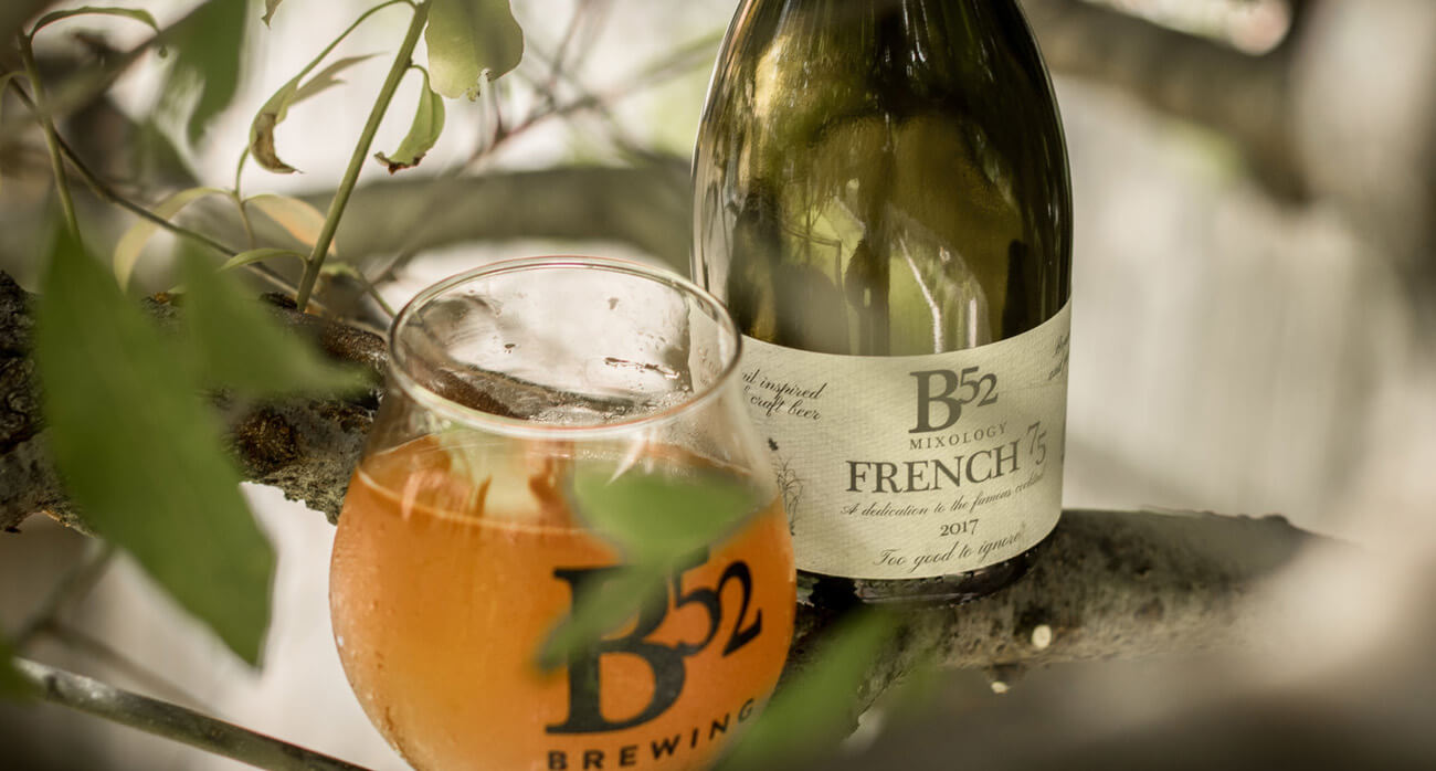Beer-Chronicle-Houston-josh-olalde-B52-French-75