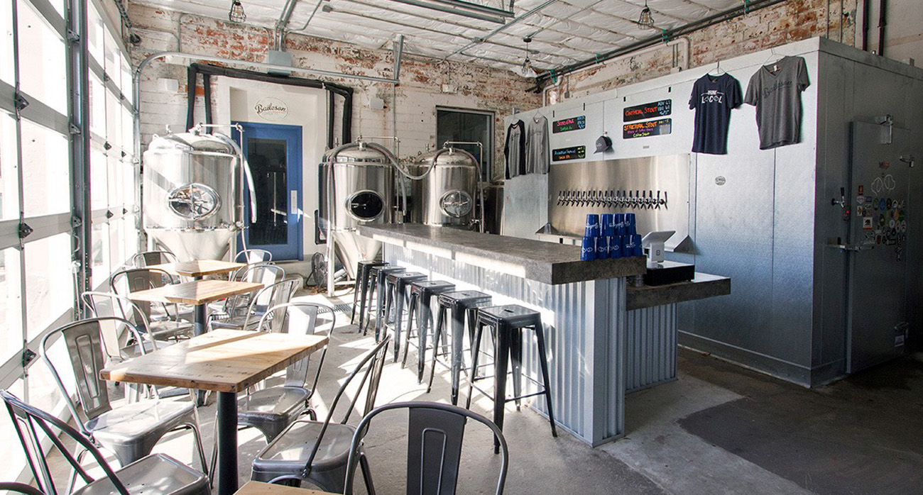 Beer-Chronicle-Houston-local-building-codes-while-planning-your-next-brewery-baileson-brewing-taproom-method-arch