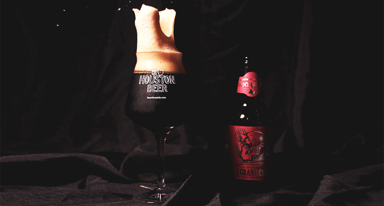 Beer-Chronicle-Houston-saint-arnold-grand-cru-25-anniversary-spill-shot