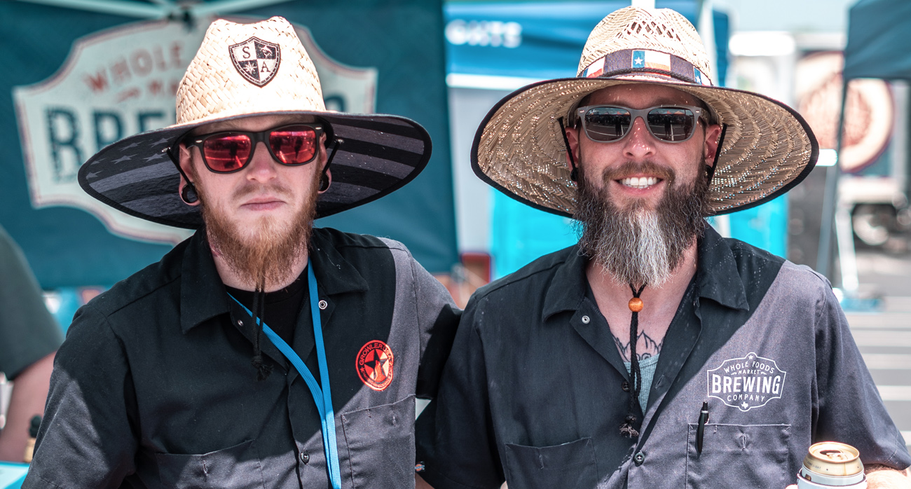 Beer-Chronicle-Houston-wild-west-brew-fest-2019-katy-tx-whole-foods-brewing-james-and-joseph-plant