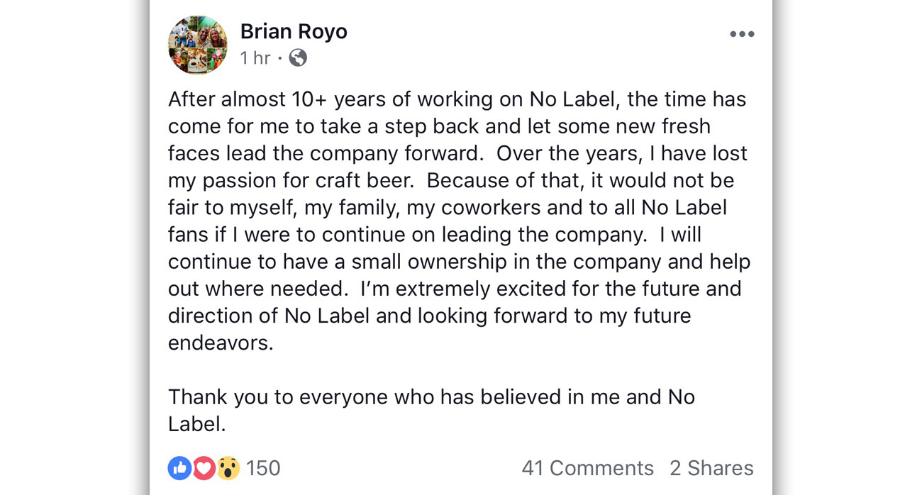 houston-beer-chronicle-no-label-bryan-royo-steps-down